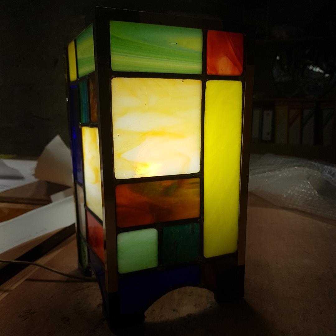 Atelier au vitrail de Saint Maur
