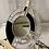 Thumbnail: Miroir rond en Tiffany