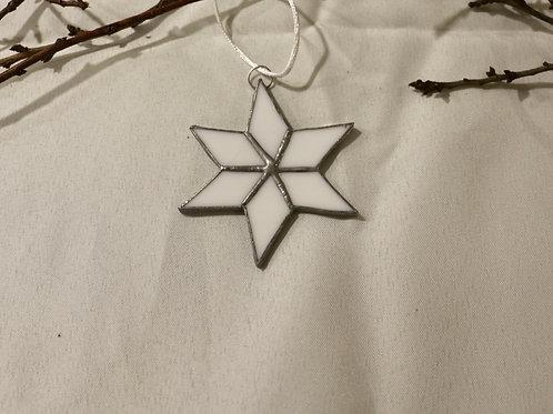 Etoile de Noël 6 branches