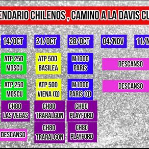 CALENDARIO DE LOS CHILENOS