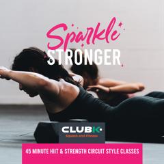 Sparkle Stronger