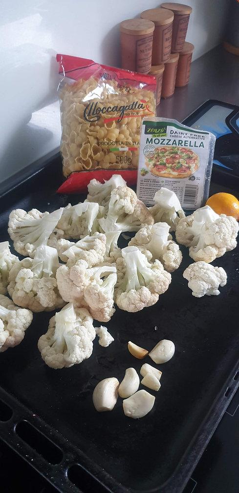 cauliflower mac n cheese, nutrition, healthy dinners, mobile personal trainer, karori Wellington