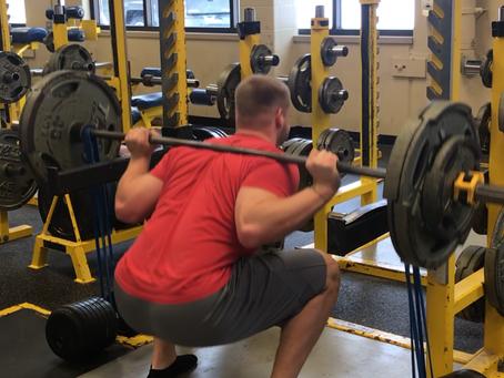 Training your weak spot