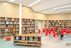 Wagner Middle School Library.jpg