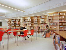 Wagner Middle School Library