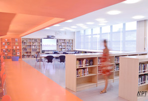 Central Park East School Library.jpg