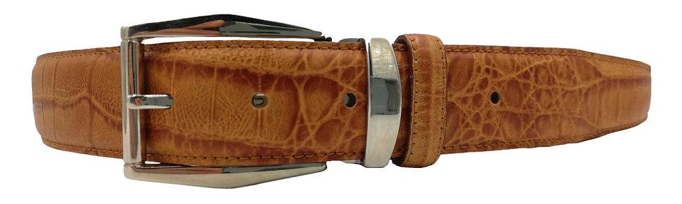 Konig - Light Brown Crocodile 3.5cm