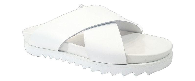 Konig - 400 Sandal White
