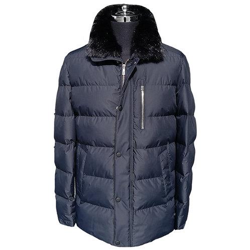 Konig - 33818 Navy Blue - Manteau d'hiver