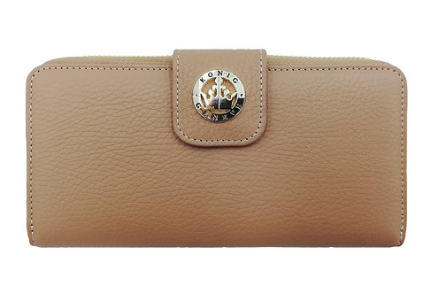 Konig - Women Wallet Nude