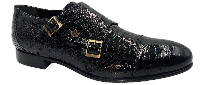 Konig - 6252 Black - Chaussures Habillées