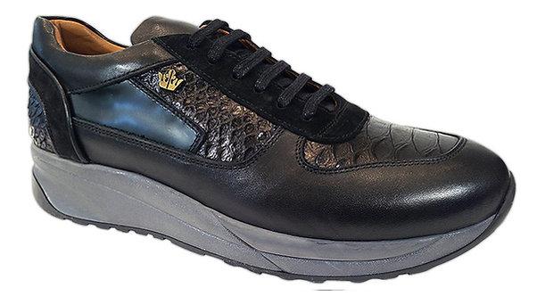 Konig - 6038 Black - Chaussures Hommes Sport