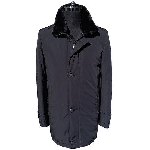 Konig - 36865 Navy Blue - Manteau d'hiver