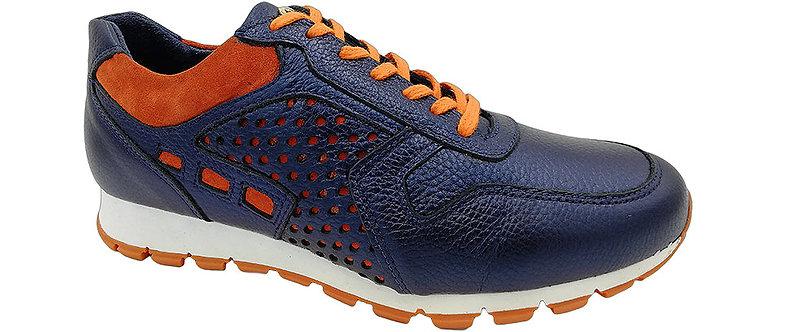 Konig - 8388 Orange & Blue
