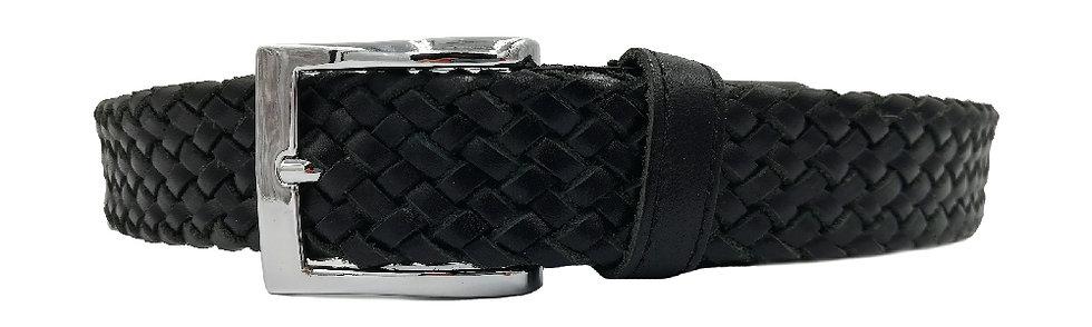 Konig -  Black Woven 3.5cm