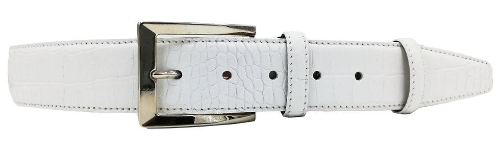 Konig - White Crocodile 4cm