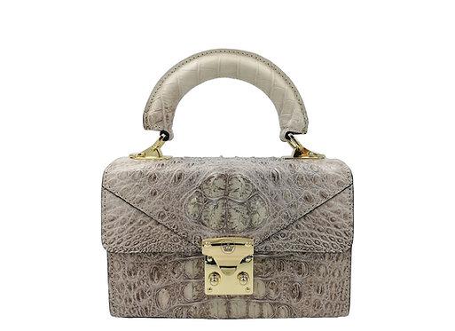 Konig - Geneva Mini Handbag Croco Himalayas