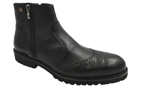 Konig - 8924 Black - Chaussures Hommes