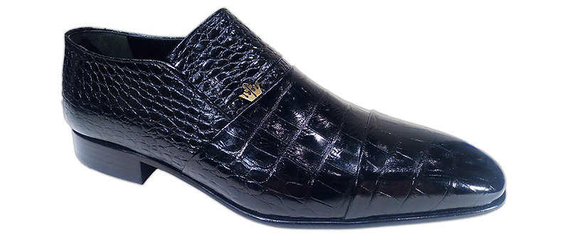 Konig - 1868 Black - Chaussures Habillées