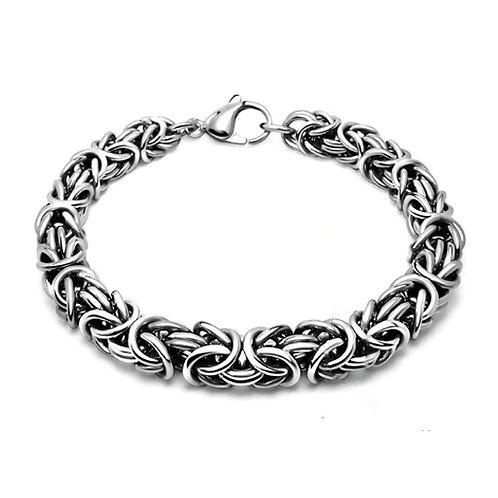 Konig - Stainless Steel Mesh Bracelet