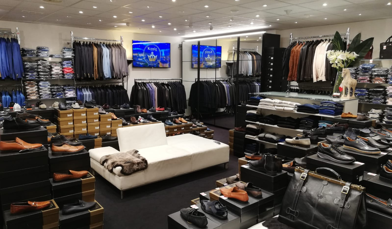 Konig Geneva Boutique Switzerland