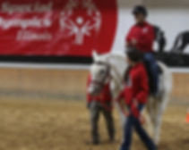 Equestrian Special Olympics Illinois HRET