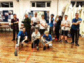 Squad goals #fencing #martialarts #fight