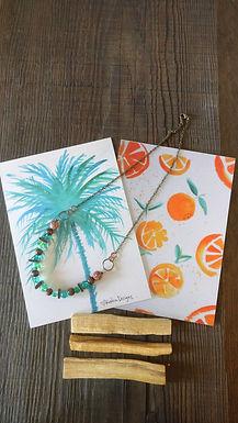 Tropical Vibes Theme Box