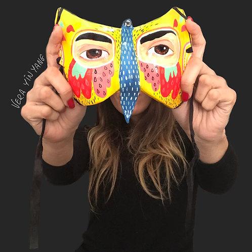 Máscara que no se note.