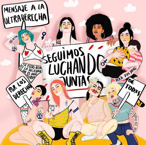 ilustracion feminismo