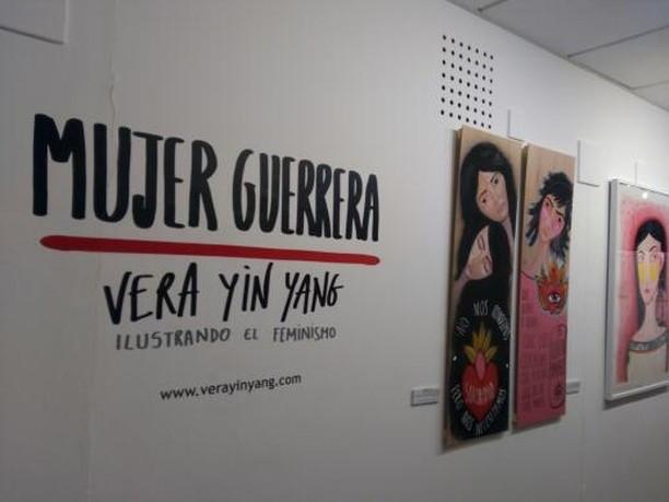 EXPOSICIÓN MUJER GUERRERA