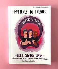 portada libro mujeres feminista