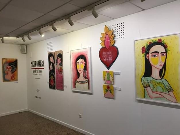 Exposición sobre el feminismo