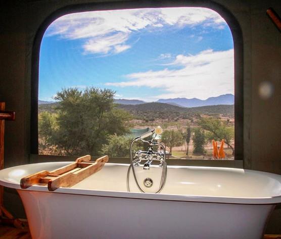 Bathroom Tented Suite