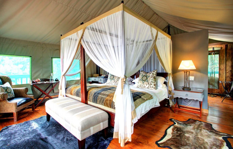 Botlierskop Tented Suite