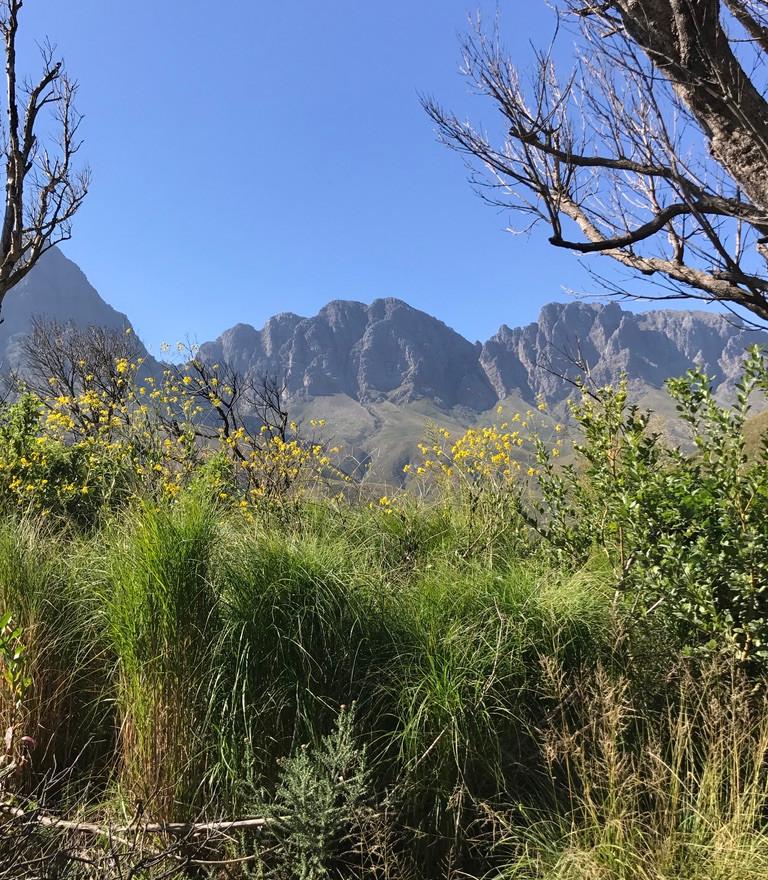 Jonkershoek Stellenbosch