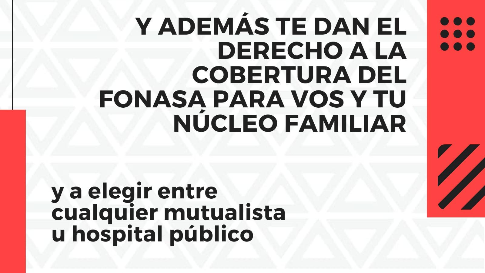 Cobertura FONASA familiar