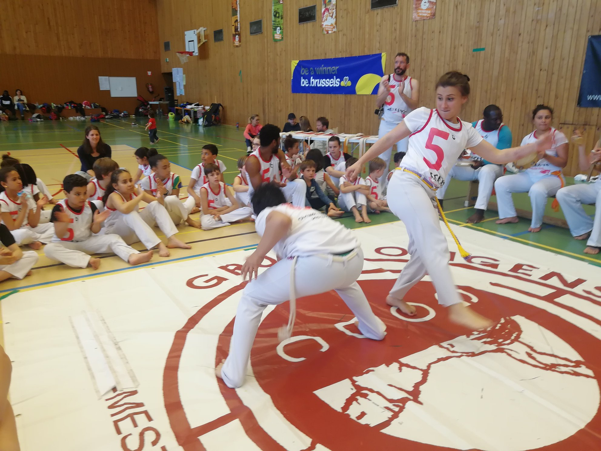 ​Batizado for kids 2019