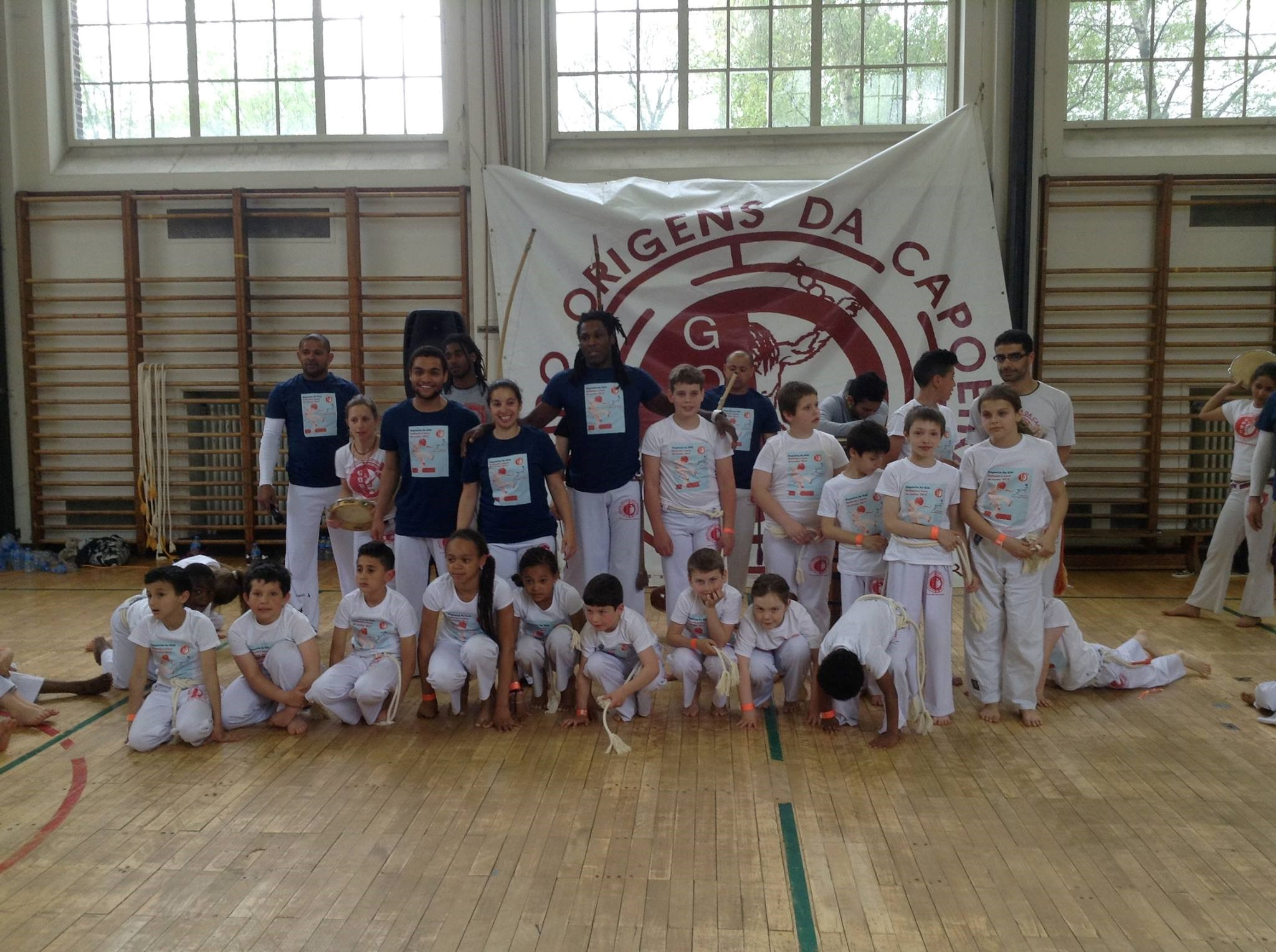 Batizado for kids 2015