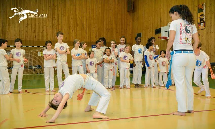 Batizado for kids 2017