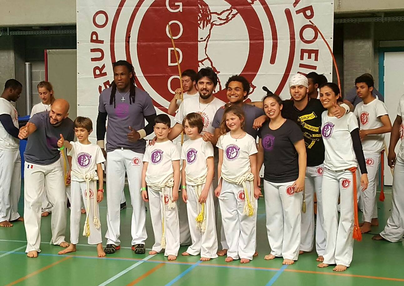 Batizado for kids 2016