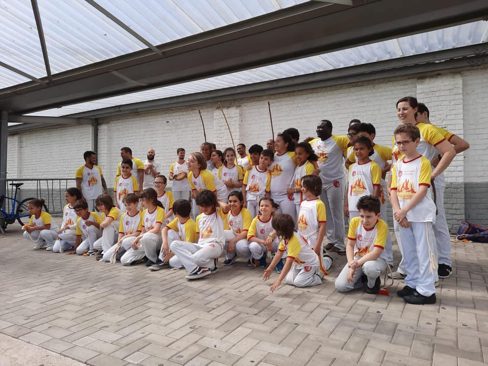 Batizado for kids 2020