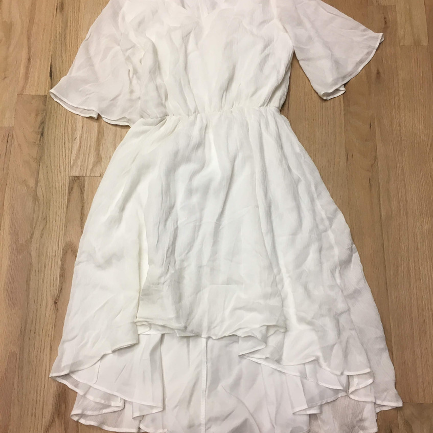 Tessa Baptism Dress Sample