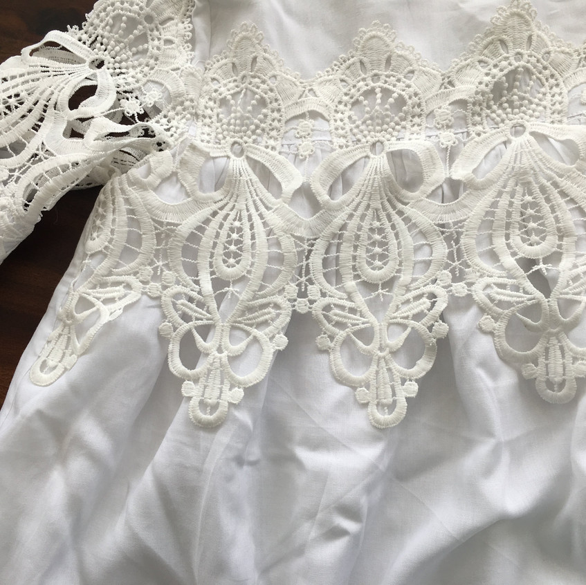 Greta Baptism Dress Sample