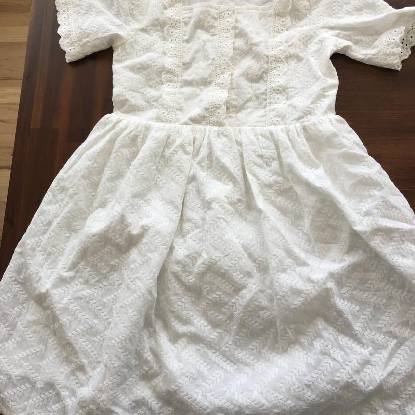 Roxie Baptism Dress Sample