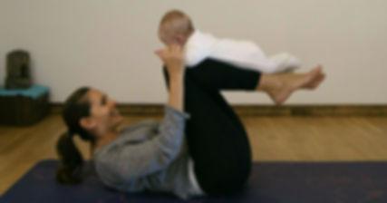 Yoga posnatal
