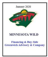 Minnesota Wild January 2020