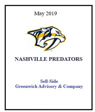 Nashville Predators May 2019