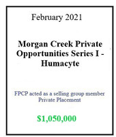 Morgan Creek-Humacyte