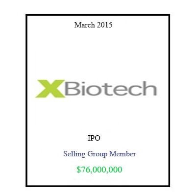 XBiotech March 2015